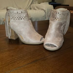 Not Rated Ankle Boots Size US 7.5